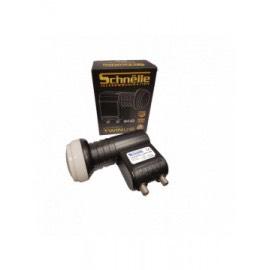 SCH502 - LNB Twin Schnëlle Universal