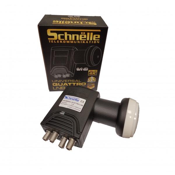 SCH504 - LNB Quattro Universal Schnëlle