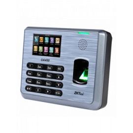 ZK-UA400 - Control de Presencia y Acceso Simple