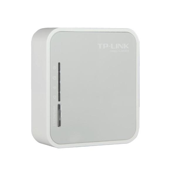 TL-MR3020 - Router inalámbrico N 3G/4G portátil