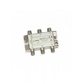 UDM-425 - Derivador de 4 salida y 25 dB para interior serie UDM