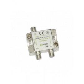 UDM-110 - Derivador de 1 salida y 10 dB