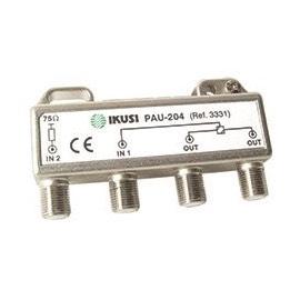 PAU-204 - Punto de Acceso al Usuario con 2 salidas