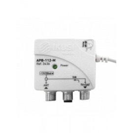 APB-112-M - Fuente de alimentación micro 12 V 200 mA, 1 salidas.