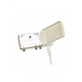 ATP-290-C48 - Amplificador 1 entrada 2 salida Terrestre/Satélite 47-694 MHz