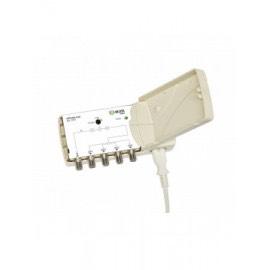 ATP-400-C48 - Amplificador apartamento 1 entrada 4 salidas terrestre 47-694 MHz