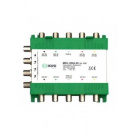 MSC-0504-05 - Multiswitch cascadable 5 entradas 4 salidas -05 dB.