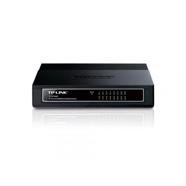 TL-SF1016D - Switch de sobremesa con 16 puertos a 10/100 Mbps