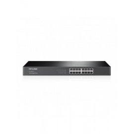 TL-SG1016 - Switch con Montaje en Rack de 16 Puertos Gigabit