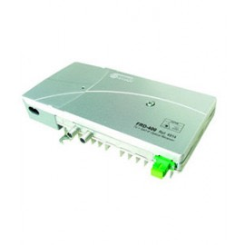 FRD-400 - Receptor óptico TV + FI-Sat autónomo.