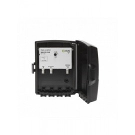 SBA-102-C48 - Amplificador de Mástil con 2 entradas VHF/UHF