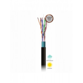 CAB-FTP6N - Cable FTP Cat.6 CCA HDPE.