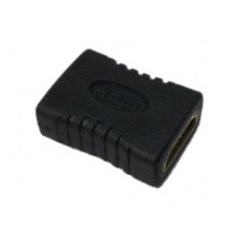 NV100220 - Empalme HDMI hembra Negro
