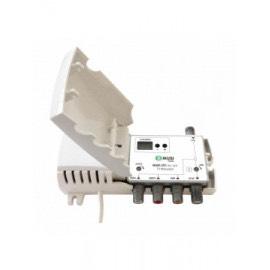 MAW-201 - Modulador TV analógico multiestandar VHF/UHF.