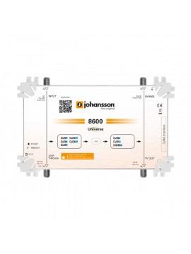 Transmodulador Johansson Universe 8600