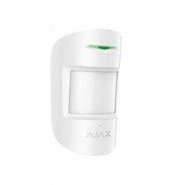 AJ-COMBIPROTECT-W - Detector PIR y Rotura de Cristal Blanco