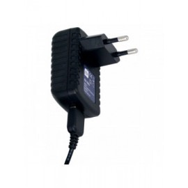 EK FA-505 - Fuente de alimentación enchufable 5 Vdc – 500 mA con salida USB para TRC.