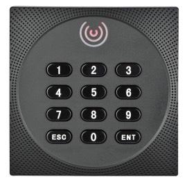ZK-KR612D - Lector de Acceso para Controladora