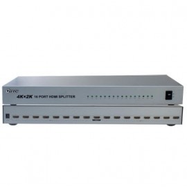 Multiplicador de señal HDMI, HDMI-SPLITTER-16-4K