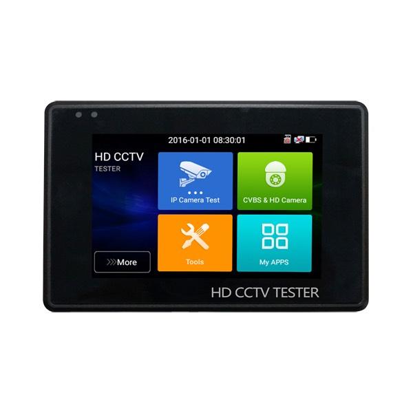 Comprobador CCTV multifuncional, SF-TESTER-ARM-5N1-4K