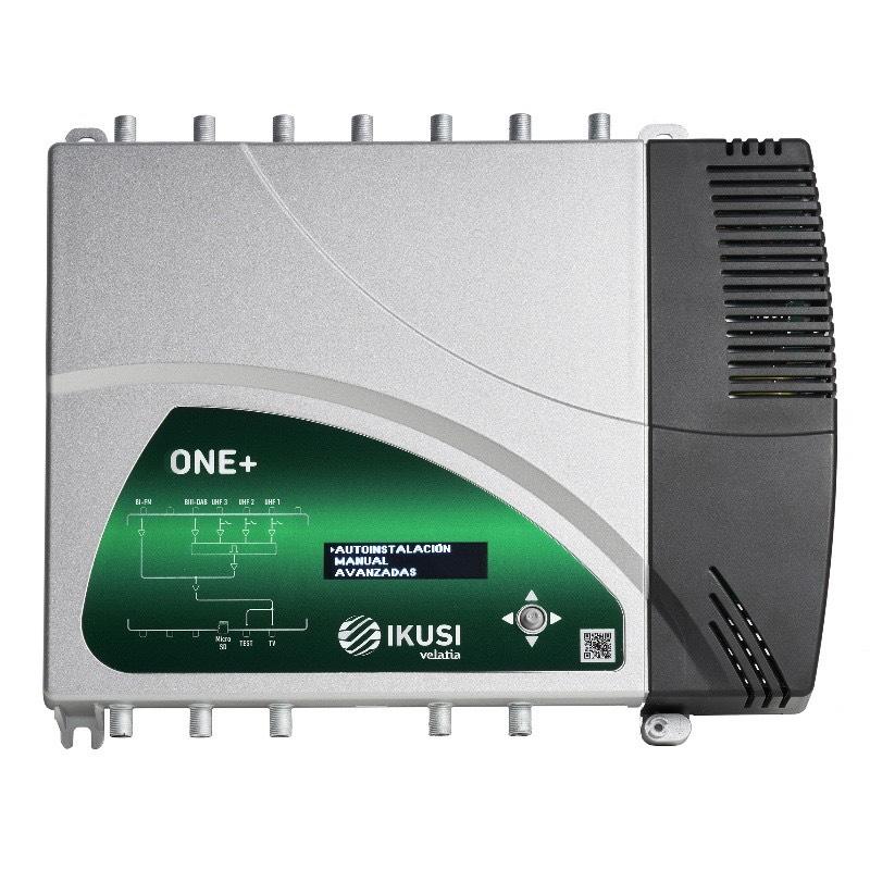 ONE+ Central de Amplificación Programable Digital