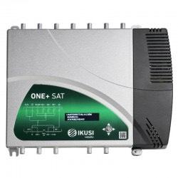 ONE+ SAT  Central de Amplificación Programable Digital
