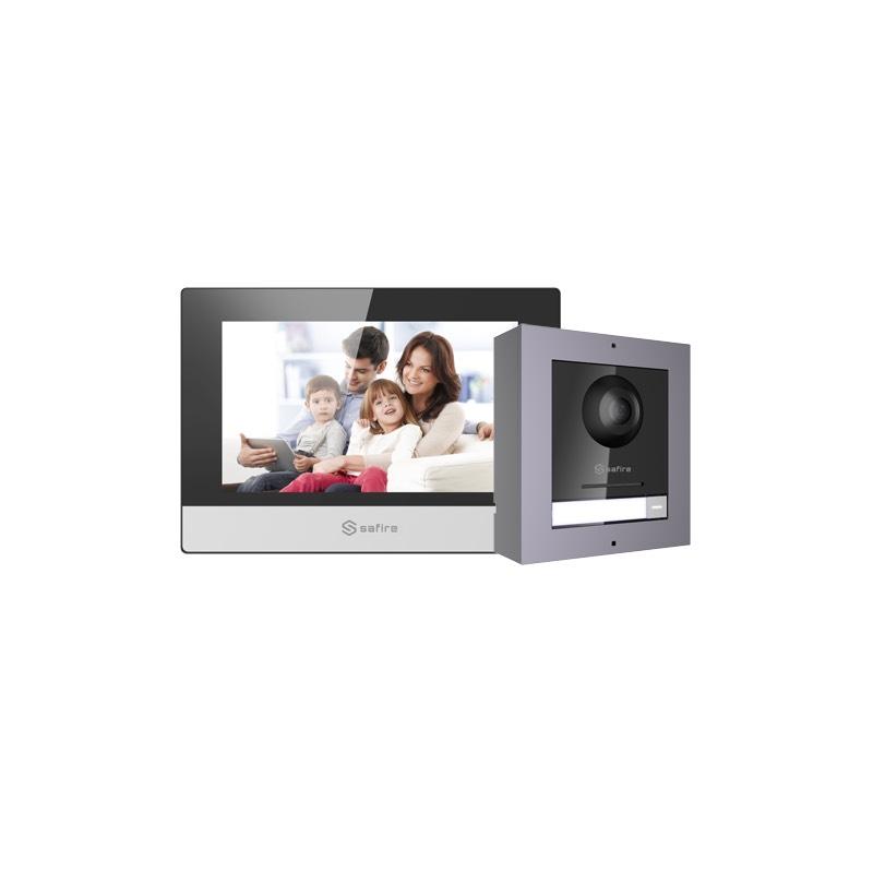 SF-VIK001-S-IP - Kit Videoportero IP