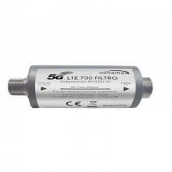 NV032112 - Filtro LTE 5G Cilíndrico para Interior
