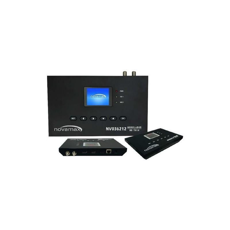 NV036212 - Modulador HD Twin