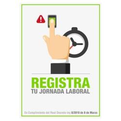 AC-CARTEL-REG - Cartel Registro de Jornada