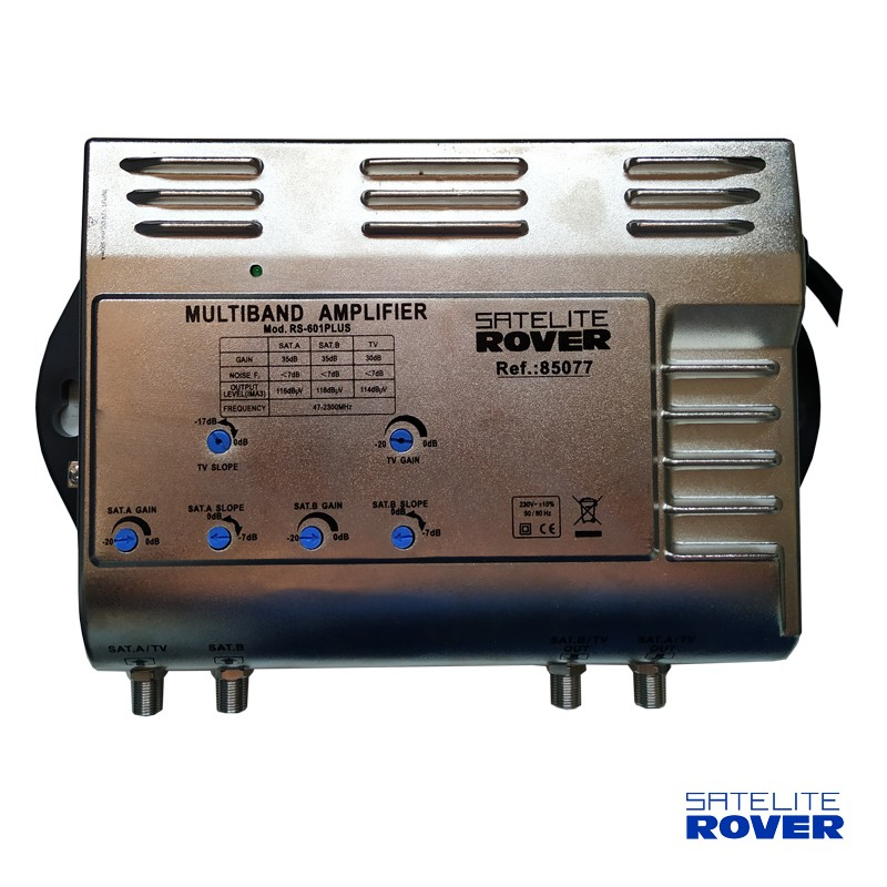 85077 - RS-601 PLUS 2 entrada