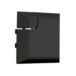 AJ-BRACKETMP-B - Soporte para detector movimiento negro