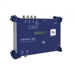 EKSEL 432 - Central Programable 32 Filtros Ultra Selectivos
