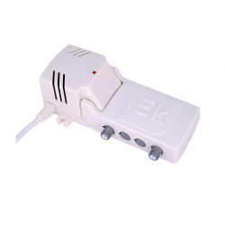 MCAL-381-LR - Amplif. de línea con C.R.
