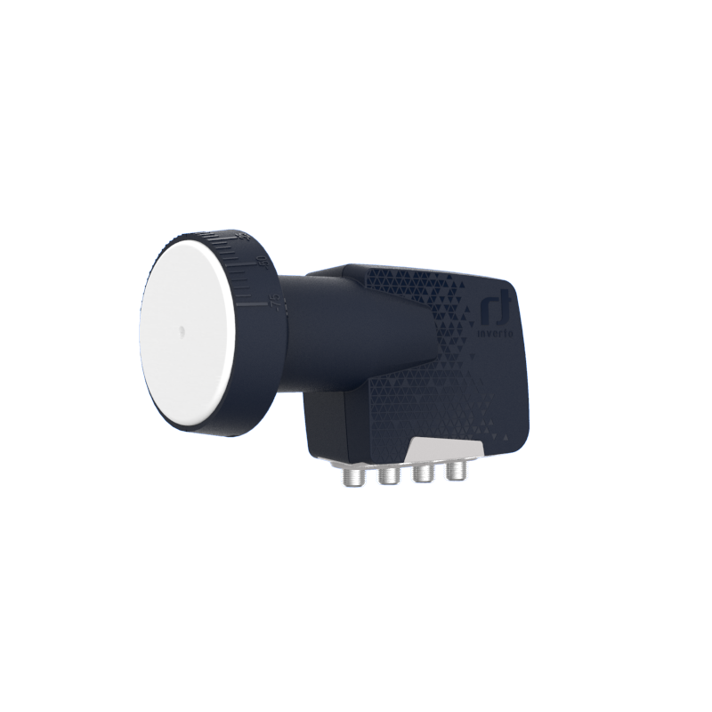 IDLP-QTL410-PREMU-OPN - LNB Quattro Inverto Black Premium
