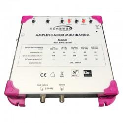 NV033050 - Central Amplificadora Multibanda MA-50