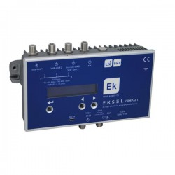 EK Eksel Compact - Central Programable Digital