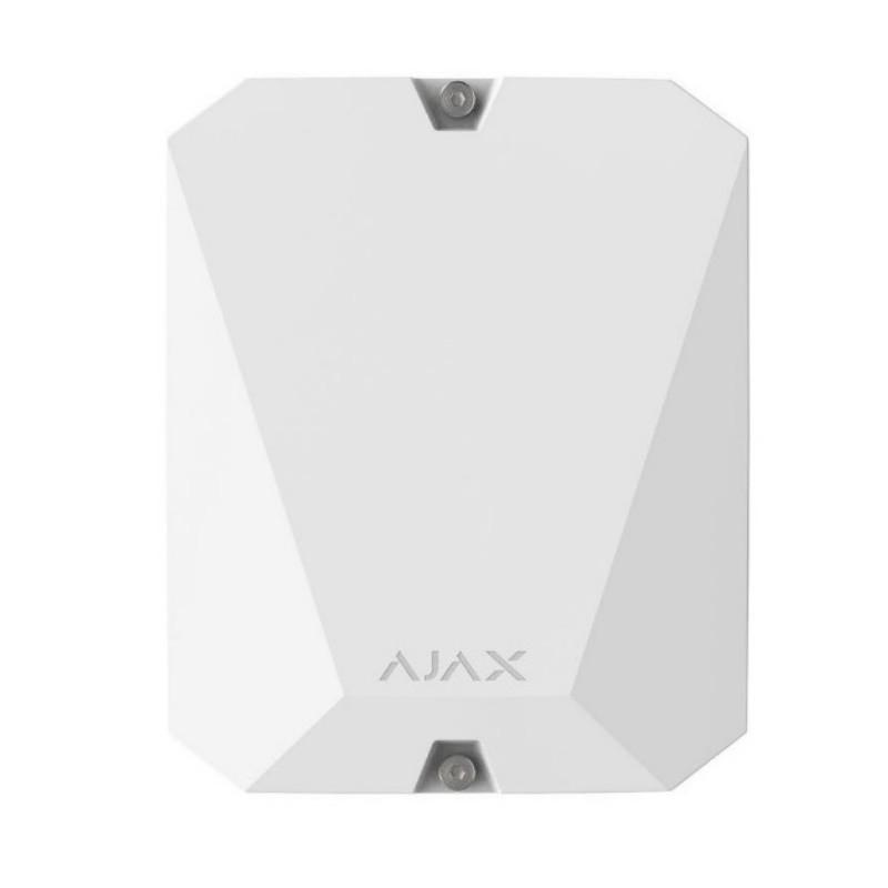 AJ-MULTITRANSMITER-W - Módulo para conectar la alarma cableada a Ajax