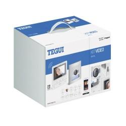 Tegui 379116 - Kit de Videoportero con WiFi