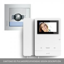 Tegui 378111 - Kit de Videoportero