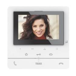 """Tegui 374521 - Monitor manos libres con Teleloop y Pantalla LCD 5"""""""