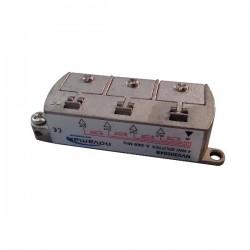 Novamax NV030003B - Distribuidor de 3 salidas con brida.