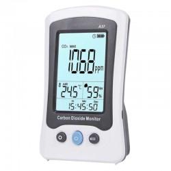 MT-CO2-A37 - Medidor de CO2, temperatura y humedad.