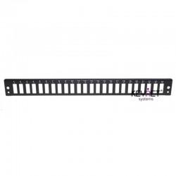 Keynet TB-F24SD - Panel frontal 24 x SC duplex