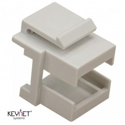 Keynet FPMM-SC-LC - Adaptador keystone SC/SC - LC/LC  Duplex