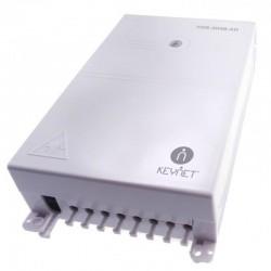 Keynet FDB-2048-AD - Caja de fibra óptica para distribución en interior