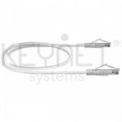 Keynet TL-6AUTJ-01 - Latiguillo de datos Cat6A U/UTP 24 AWG