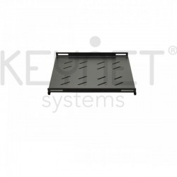 Keynet FR4-B601-N - Bandeja fija con sujeción lateral para Racks FR4.