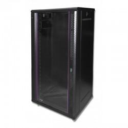 "Keynet FR6-C1866 - Rack 19"" 18U pared/suelo con puerta de cristal"
