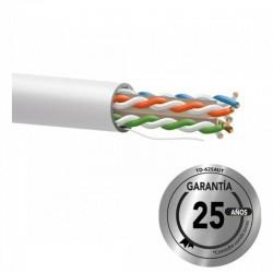 Keynet TD-625AUT-D-LB5 - Cable de Datos U/UTP Cat.6A Dca 500m Blanco